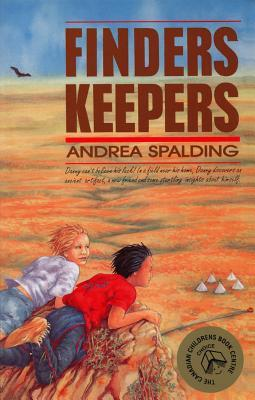 Finders Keepers Andrea Spalding