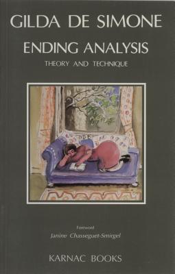 Ending Analysis: Theory and Technique Gilda De Simone
