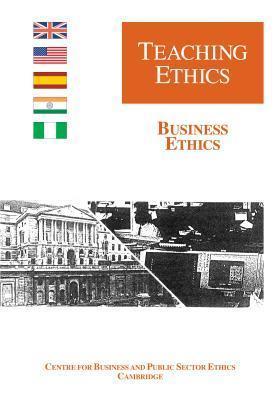 Business Ethics Rosamund Margaret Thomas