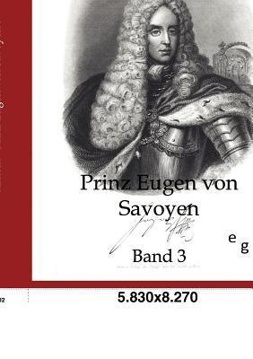 Prinz Eugen Von Savoyen Alfred von Arneth