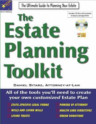 Estate Planning Toolkit: The Ultimate Gu  by  Daniel Sitarz