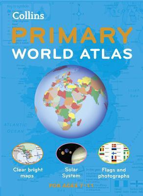 Collins Primary World Atlas Collins Publishers