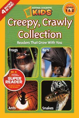 Creepy, Crawly Collection: Readers That Grow with You  by  Elizabeth Carney