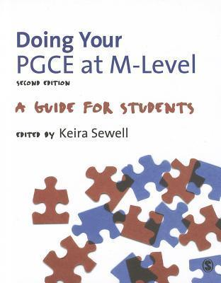 Doing Your PGCE at M-Level: A Guide for Students  by  Alex Woodgate-Jones