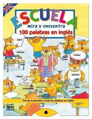 Escuela: Mira y encuentra 100 palabras en inglés TUCKER SLINGSBY LTD.