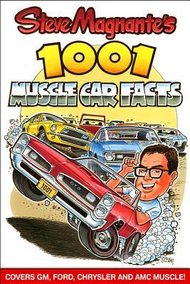 Steve Magnantes 1001 Muscle Car Facts  by  Steve Magnante