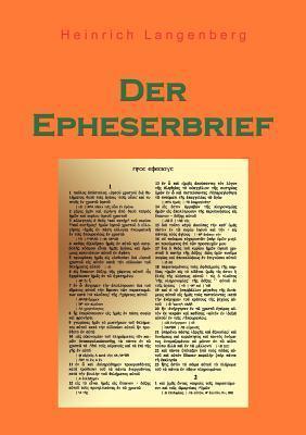Der Epheserbrief  by  Heinrich Langenberg