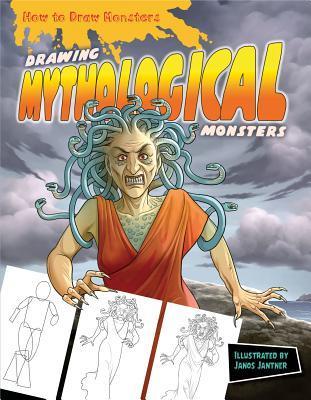 Drawing Mythological Monsters  by  Janos Jantner