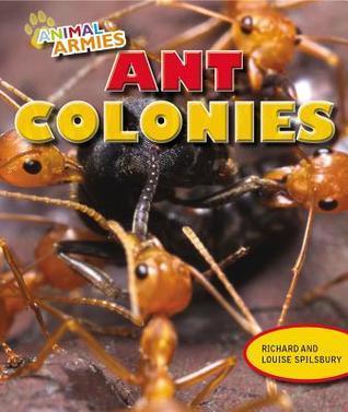 Ant Colonies Richard Spilsbury