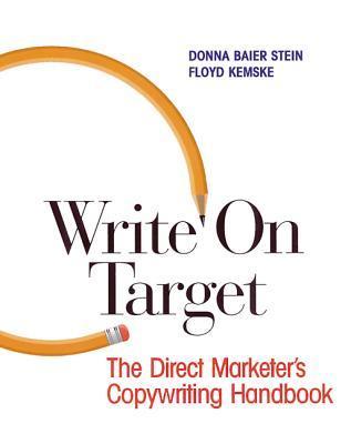 Write on Target Donna Baier Stein
