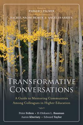 Transformative Conversations: A Guide to Mentoring Communities Among Colleagues in Higher Education  by  Peter Felten
