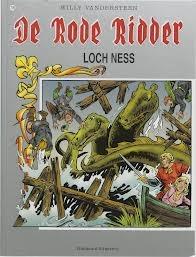 Loch Ness (De Rode Ridder #199)  by  Karel Biddeloo