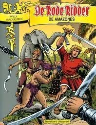 De Amazones (De Rode Ridder #230) Martin Lodewijk