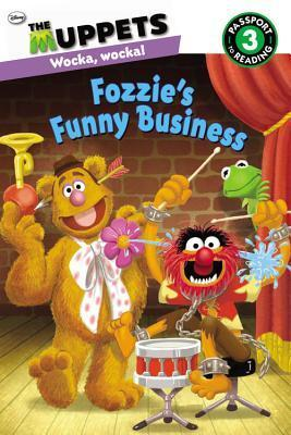 The Muppets: Fozzies Funny Business Martha T. Ottersley