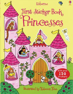 First Sticker Book Princesses Kasia Dudziuk