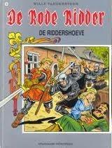 De riddershoeve (De Rode Ridder #191)  by  Karel Biddeloo