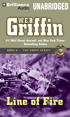 Line of Fire W.E.B. Griffin