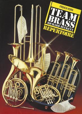 Team Brass French Horn Repertoire  by  Alfred A. Knopf Publishing Company, Inc.