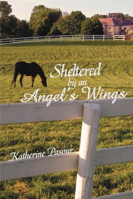 Sheltered an Angels Wings by Katherine Pasour