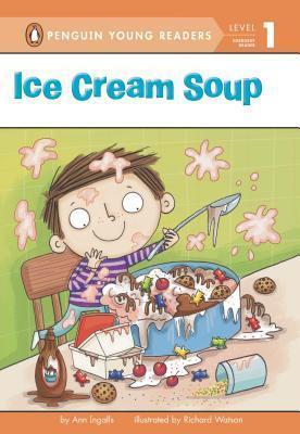 Ice Cream Soup  by  Ann Ingalls