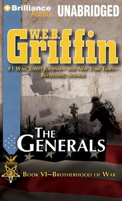 Generals, The  by  W.E.B. Griffin