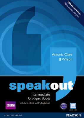 Speakout Intermediate Students Book  by  Antonia Clare