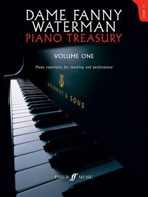 Dame Fanny Waterman -- Piano Treasury, Vol 1  by  Alfred A. Knopf Publishing Company, Inc.