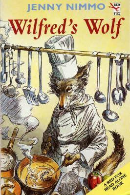 Wilfreds Wolf  by  Jenny Nimmo