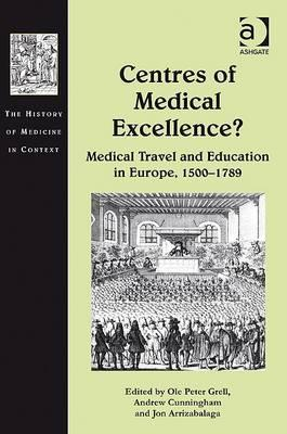 Centres Of Medical Excellence?  by  Ole Peter Grell