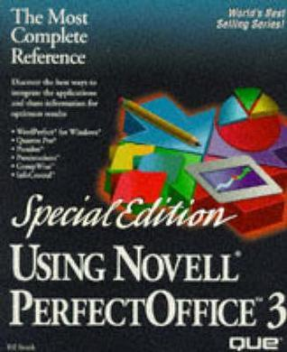 Using Novell Perfectoffice 3 Bill Bruck
