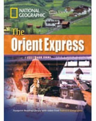 The Orient Express.  by  Rob Waring