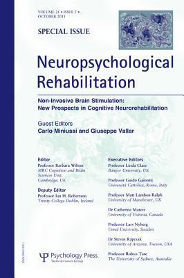 Non-Invasive Brain Stimulation: New Prospects in Cognitive Neurorehabilitation Carlo Miniussi