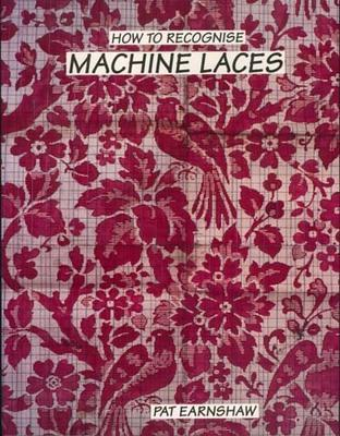 How to Recognize Machine Laces  by  Pat Earnshaw