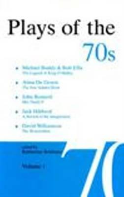 Plays Of The 70s  by  Katharine Brisbane