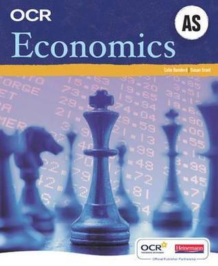 As Economics For Ocr. Colin Bamford, Susan Grant And Stephen Walton  by  Colin G. Bamford