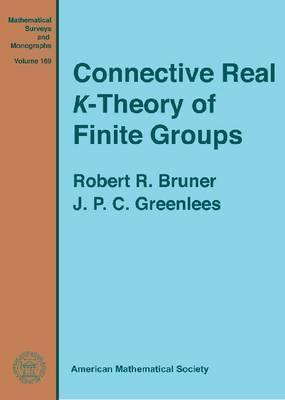 Connective Real K-Theory of Finite Groups  by  R.R. Bruner