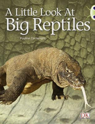 Look at Reptiles Blue 2  by  Pauline Cartwright