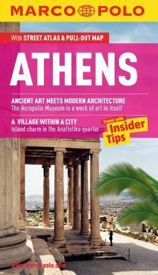 Athens  by  Marco Polo Guide