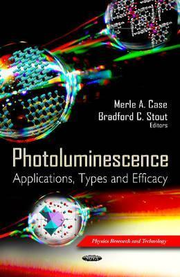 Photoluminescence: Applications, Types and Efficacy Merle A. Case