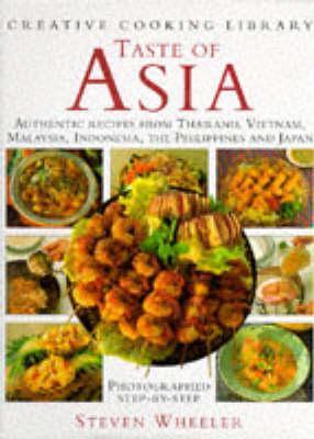 Taste of Asia  by  Steven Wheeler
