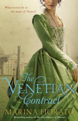 The Venetian Contract.  by  Marina Fiorato by Marina Fiorato