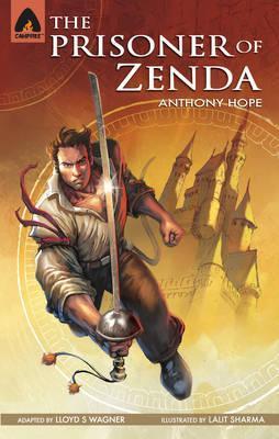 Prisoner Of Zenda  by  Lloyd S. Wagner
