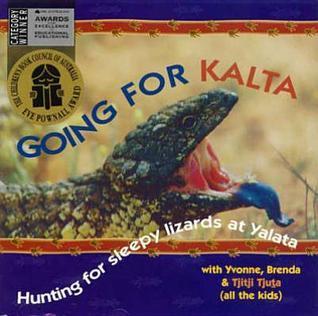 Going for Kalta: Hunting for Sleepy Lizards at Yalata Brenda Day