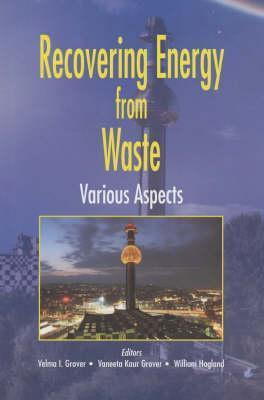 Recovering Energy from Waste: Various Aspects Morgan W. McCall, Jr.