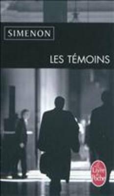 Les Temoins Georges Simenon