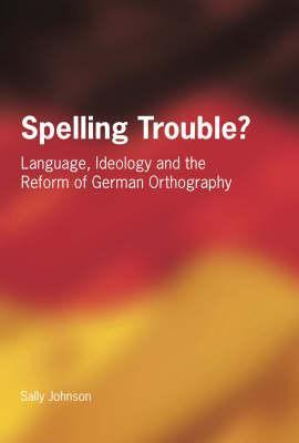 Spelling Trouble?  by  Sally A. Johnson