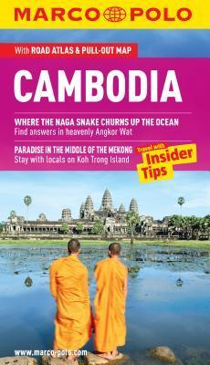 Cambodia  by  Marco Polo Guide
