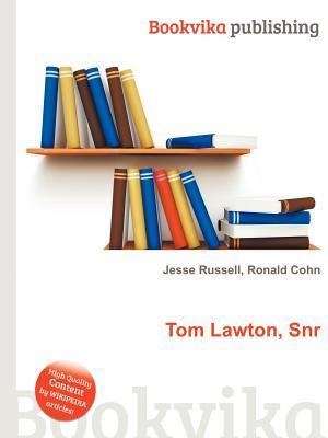 Tom Lawton, Snr  by  Jesse Russell