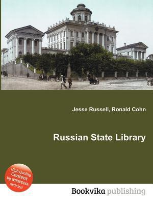 Russian State Library  by  Jesse Russell