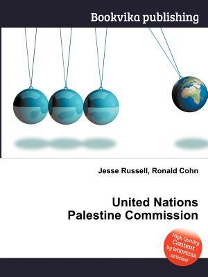 United Nations Palestine Commission Jesse Russell